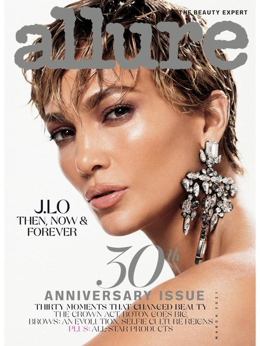Title details for Allure by Conde Nast US - Available