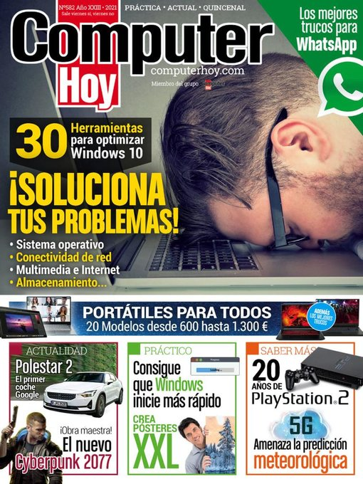 Title details for Computer Hoy by Axel Springer Espana SA - Available