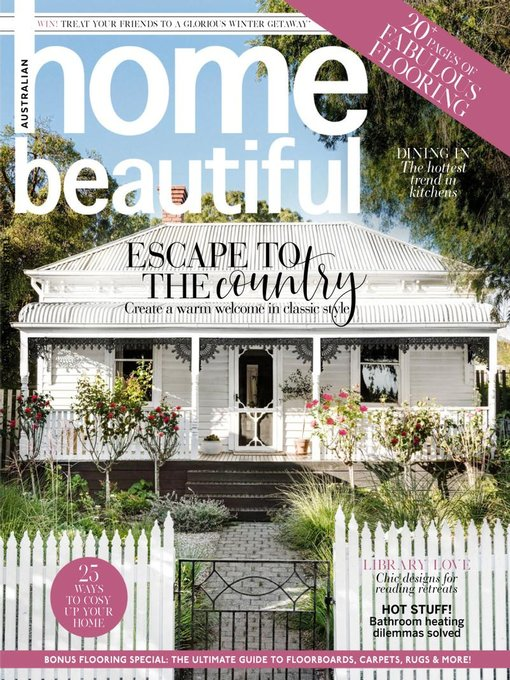 Title details for Australian Home Beautiful by Are Media Pty Limited - Available