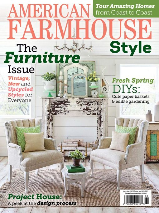 Title details for American Farmhouse Style by Engaged Media - Available