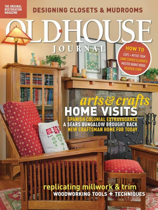 Title details for Old House Journal by Active Interest Media - Available
