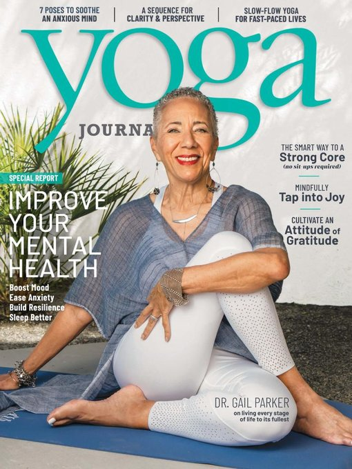 Title details for Yoga Journal by Pocket Outdoor Media, LLC - Available