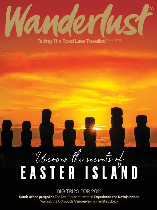 Title details for Wanderlust by Wanderlust Travel Media Ltd. - Available