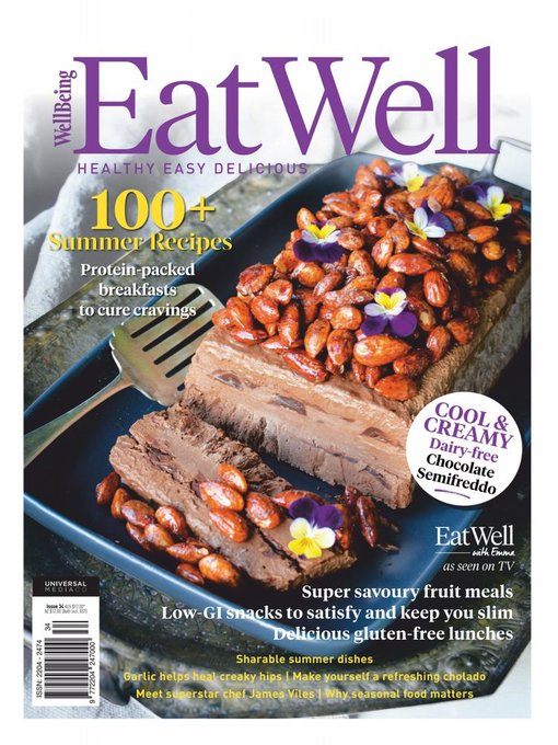 Title details for Eat Well by Universal Wellbeing PTY Limited - Available