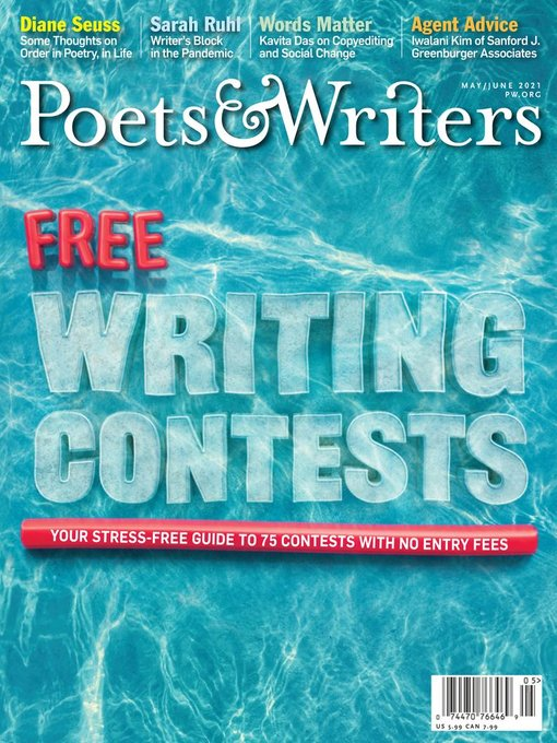 Title details for Poets & Writers Magazine by Poets & Writers, Inc - Available