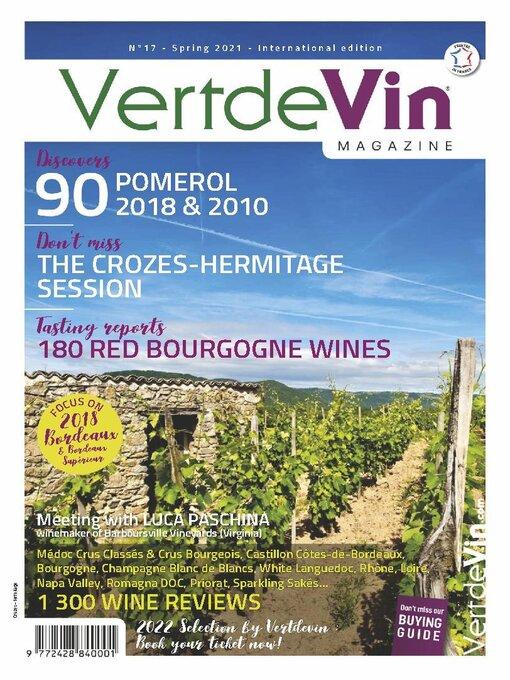 Vertdevin Magazine
