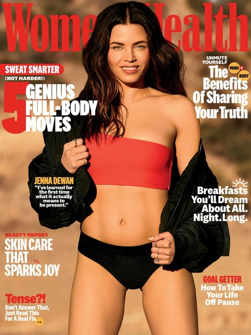Title details for Women's Health by Hearst - Available