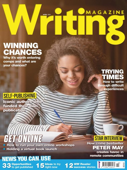 Title details for Writing Magazine by Warners Group Publications Plc - Available