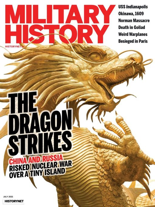 Title details for Military History by HistoryNet - Available