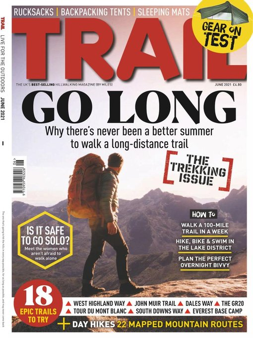 Title details for Trail by H BAUER PUBLISHING LIMITED - Available