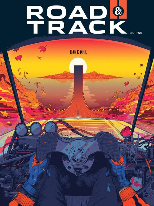 Title details for Road & Track by Hearst - Available