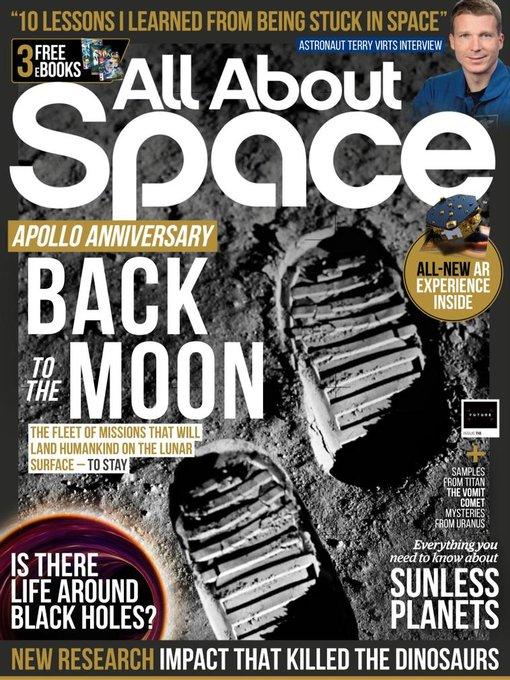 Title details for All About Space by Future Publishing Ltd - Available