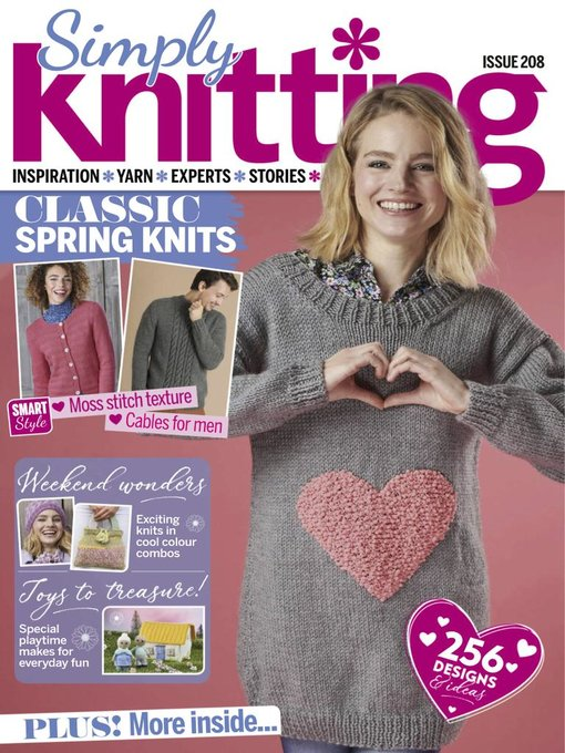 Title details for Simply Knitting by Immediate Media Company London Limited - Available