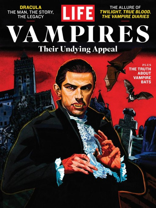 Title details for LIFE Vampires by Meredith Corporation - Available