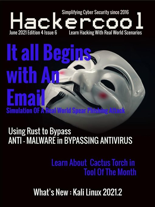 Title details for Hackercool Magazine by Hackercool Cybersecurity OPC Pvt Ltd - Available