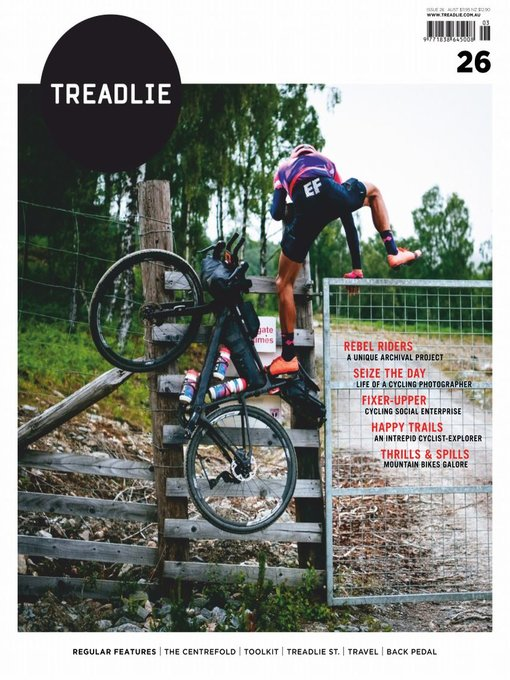 Title details for Treadlie Magazine by Green Press PTY LTD - Available