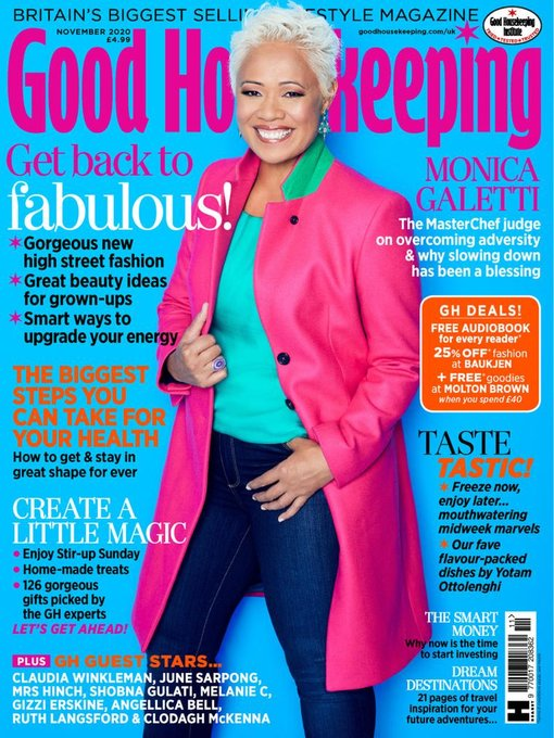 Title details for Good Housekeeping UK by Hearst Magazines UK - Available