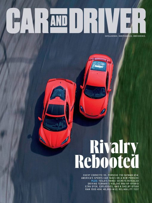 Title details for Car and Driver by Hearst - Available