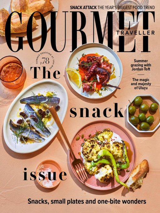 Title details for Gourmet Traveller by Are Media Pty Limited - Available