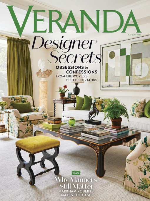 Title details for Veranda by Hearst - Available