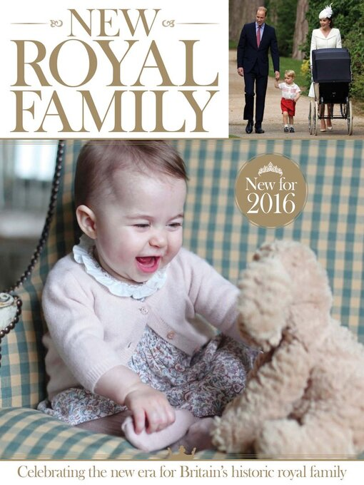 Title details for New Royal Family by Future Publishing Ltd - Available