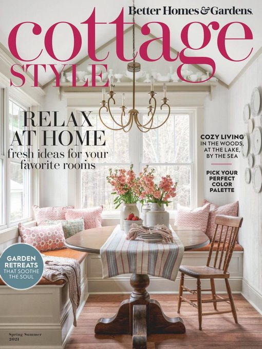 Title details for Cottage Style by Meredith Corporation - Available