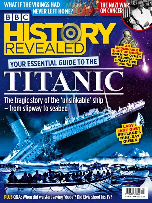Title details for History Revealed by Immediate Media Company London Limited - Available