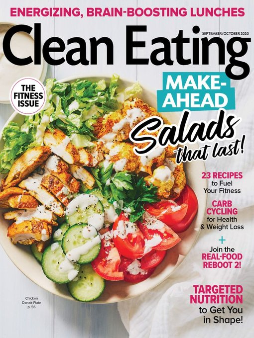 Title details for Clean Eating by Pocket Outdoor Media, LLC - Available