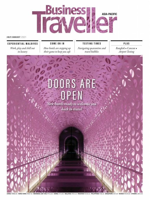 Title details for Business Traveller Asia-Pacific Edition by Perry Publications Limited - Available