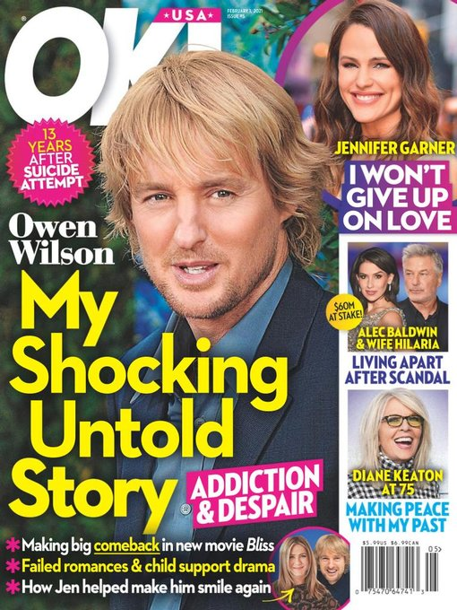 Title details for OK! Magazine by A360 Media, LLC - Available