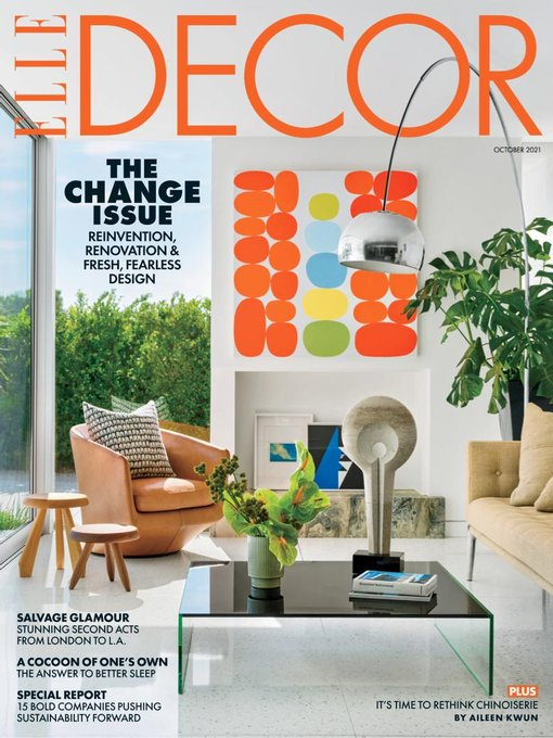 Title details for ELLE DECOR by Hearst - Available