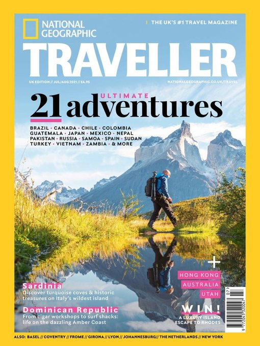 Title details for National Geographic Traveller (UK) by National Geographic Traveller (UK) - Available