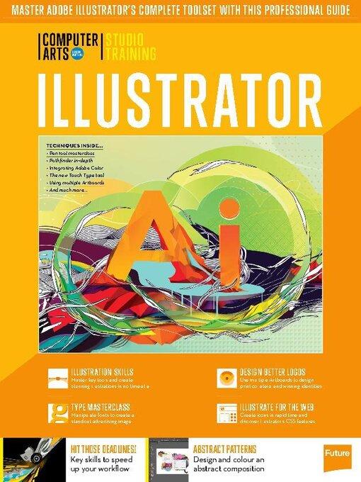 Studio training: illustrator cover image