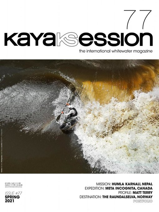 Title details for Kayak Session Magazine by SARL KAYAK SESSION PUBLISHING - Available