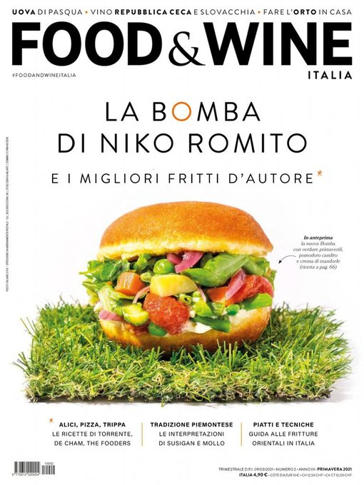 Title details for Food&Wine Italia by We Inform srl - Available