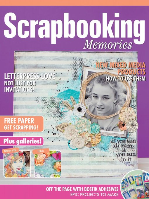 Title details for Scrapbooking Memories by Sunray Publications Pty Ltd - Available