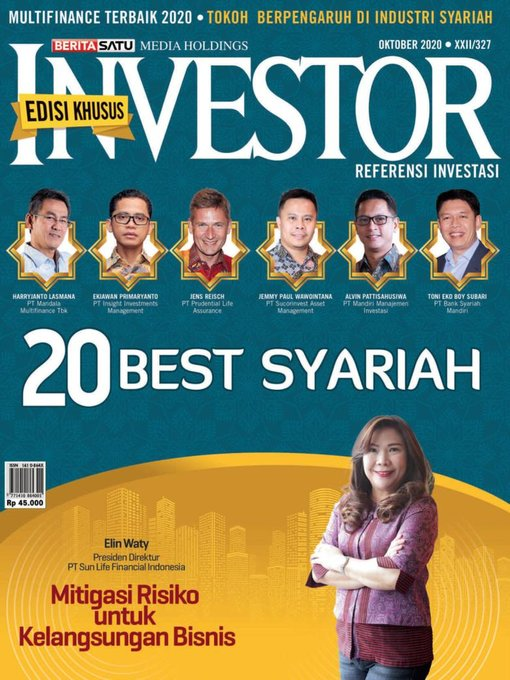 Title details for Majalah Investor by Singapore Press Holdings Limited - Available