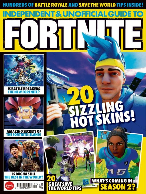 Fortnite Save The World Secrets Magazines Independent And Unofficial Guide To Fortnite South Australia Public Library Services Overdrive