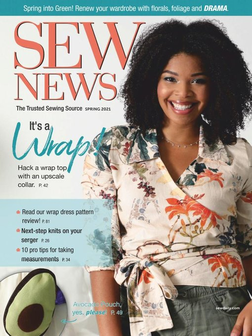 Title details for Sew News by Peak Media Properties, LLC - Available