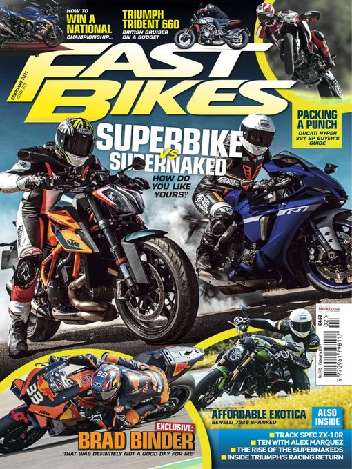 Title details for Fast Bikes by Mortons Media Group, Ltd - Available