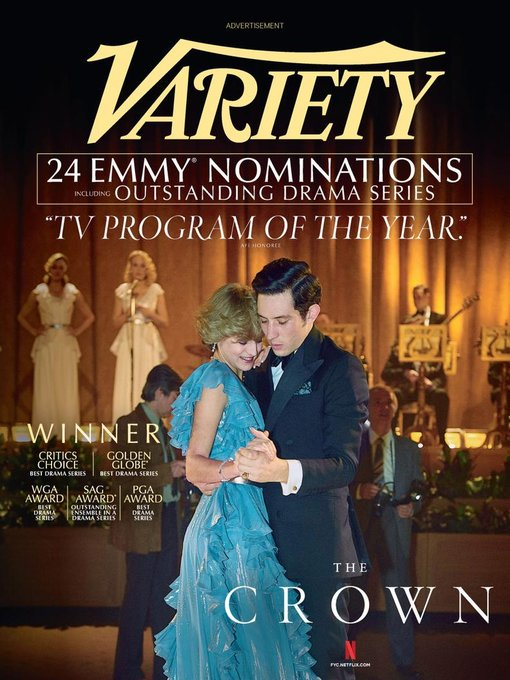 Title details for Variety by Penske Media Corporation - Available