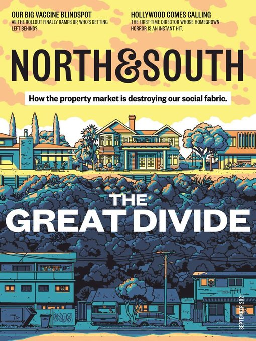 Title details for North & South by North and South Media Ltd - Available