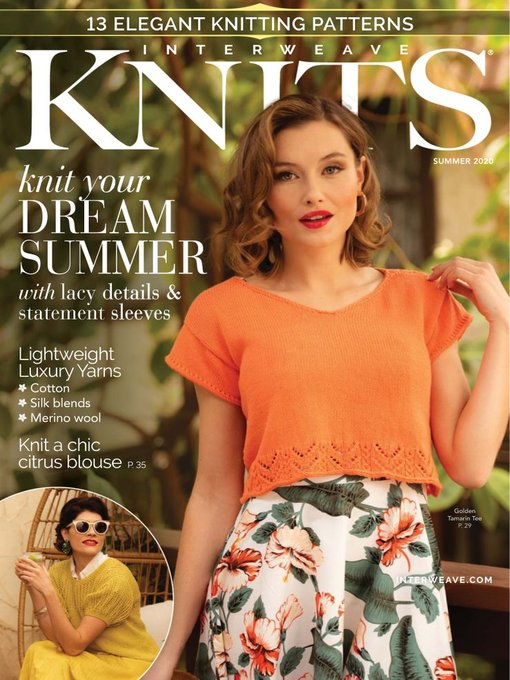 Title details for Interweave Knits by Peak Media Properties, LLC - Available