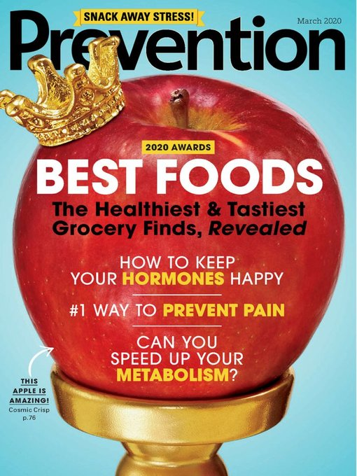 Title details for Prevention by Hearst - Available