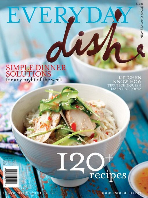Title details for Everyday Dish by Image Centre Publishing Limited - Available