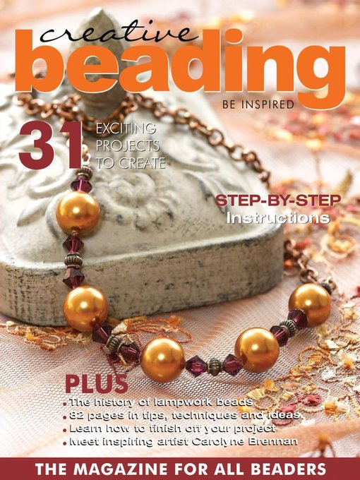 Title details for Creative Beading Magazine by Sunray Publications Pty Ltd - Available