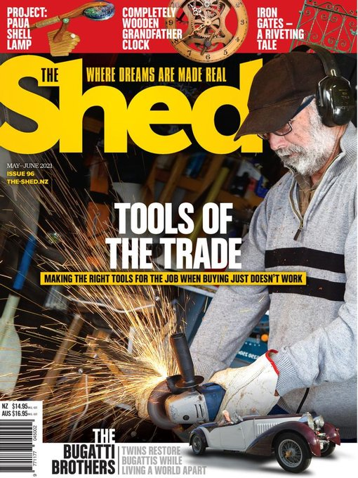 Title details for The Shed by Parkside Media - Available