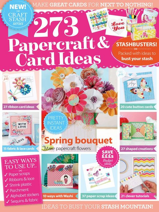Title details for 273 Papercraft & Card Ideas by Immediate Media Company London Limited - Available