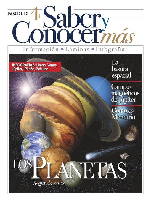 Title details for Saber y conocer más by Media Contenidos - Available