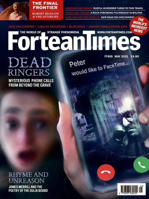 Title details for Fortean Times by Dennis Publishing UK - Available